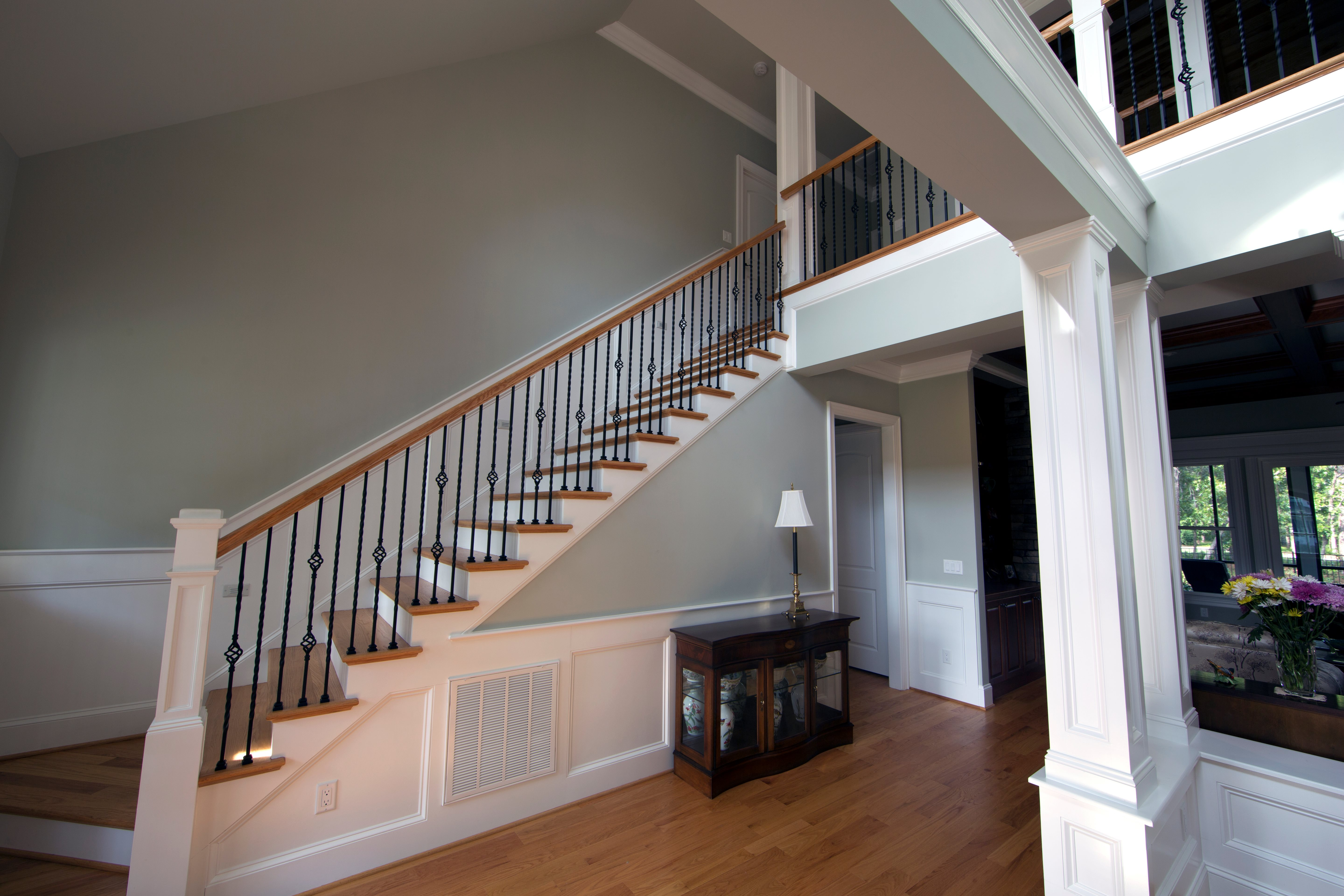 Custom homes interior gallery will thornton custom built for Thornton builders