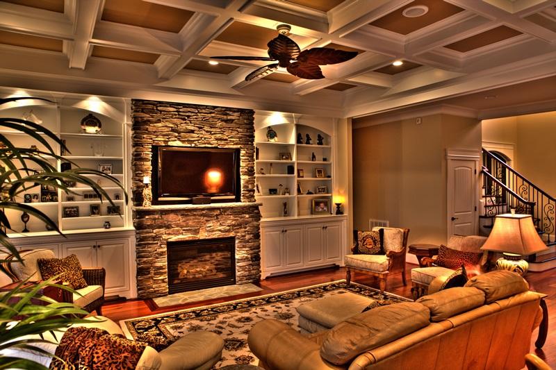 Interior design homes - Custom home interior ...